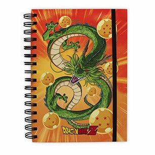 Quaderno - Dragon Ball - Shenron
