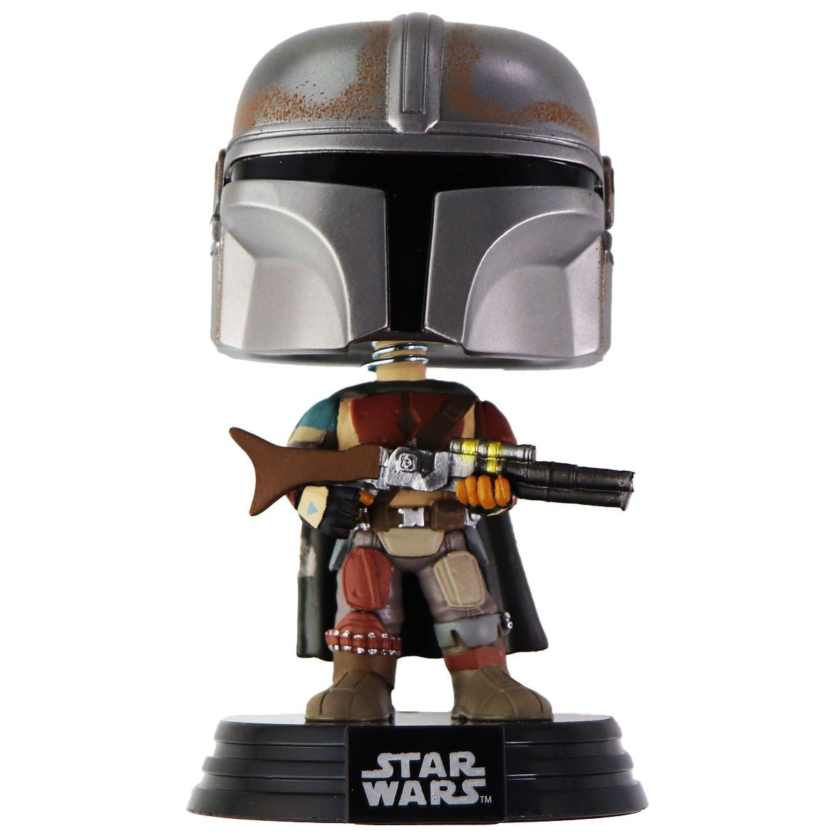 FUNKO POP - STAR WARS - THE MANDALORIAN - (326) THE MANDALORIAN 9CM