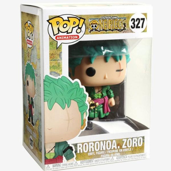 Funko Pop - ONE PIECE -  ZORO (327)