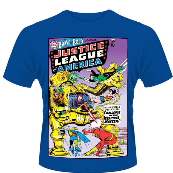 T-Shirt - Dc Comics - Justice League Of America - Dc Originals