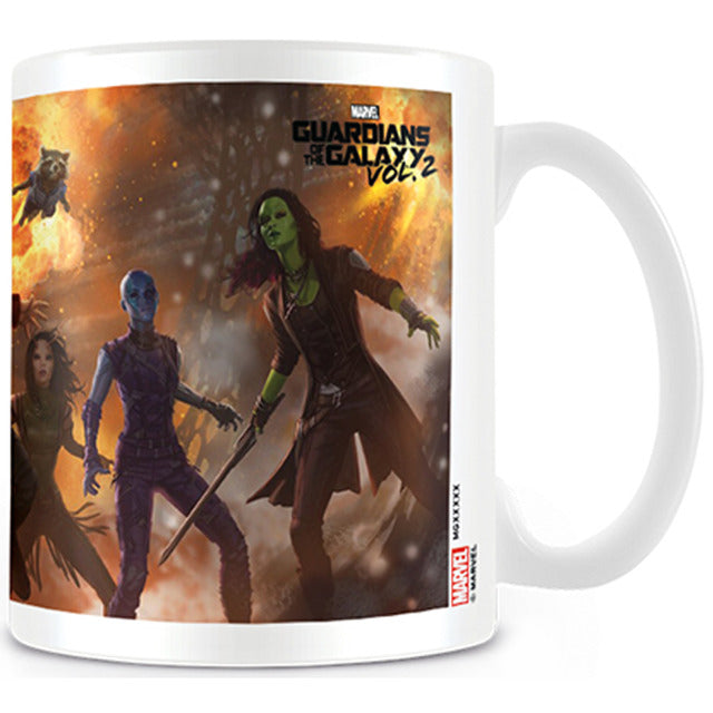 Tazza - Guardians Of The Galaxy 2 - Explosive