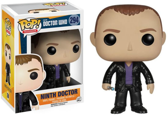 FUNKO POP - Doctor Who - (294) 9th Doctor
