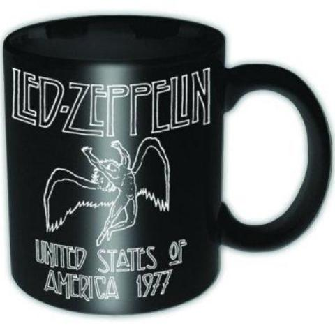 Tazza Mini - Led Zeppelin - 77 Usa Tour
