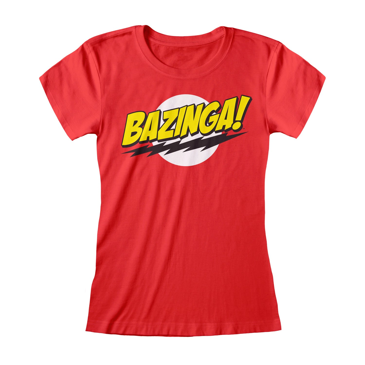 T-Shirt - Big Bang Theory - Bazinga!