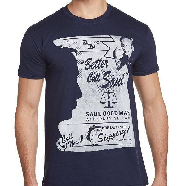 T-Shirt - Better Call Saul - Outline