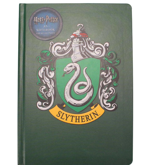 Quaderno - Harry Potter - House Slytherin (A5)