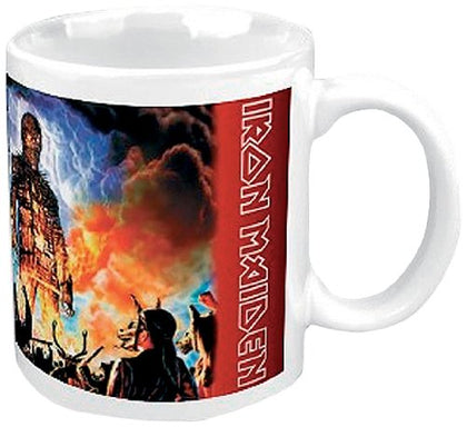 Tazza - Iron Maiden - Wicker Man