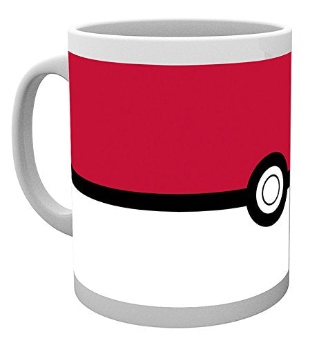 Tazza - Pokemon - Pokeball Mug