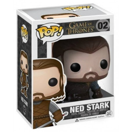 FUNKO POP - Game Of Thrones - Ned Stark (02)