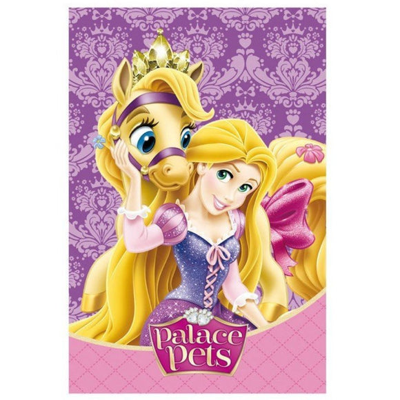 Coperta - Plaid - Rapunzel e Blondie