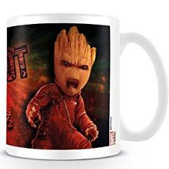 Tazza - Guardians Of The Galaxy 2 - Angry Groot