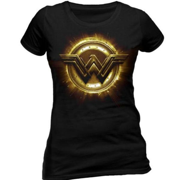 T-Shirt - Wonder Woman - Justice League Movie - Symbol