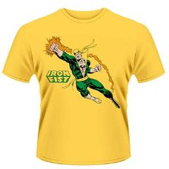 T-Shirt - Marvel - Iron Fist - Punch