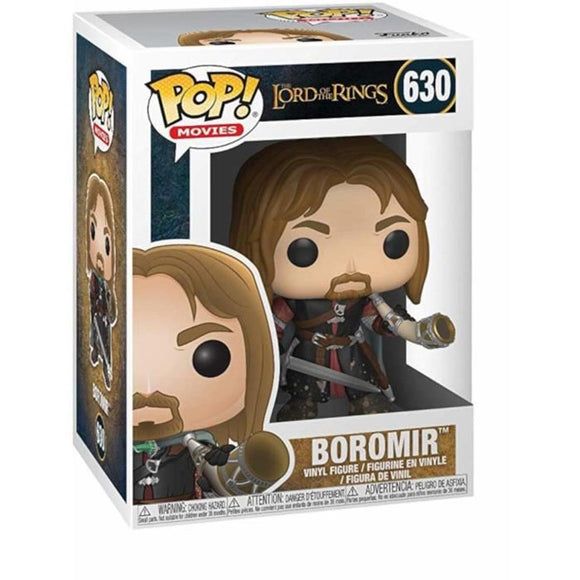 Funko Pop - THE LORD OF THE RINGS - (630) BOROMIR
