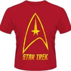 T-Shirt - Star Trek - Badge Logo