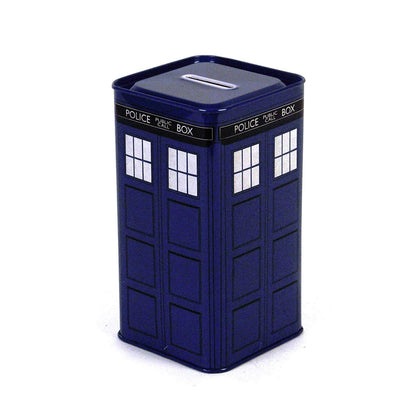 Salvadanaio - Doctor Who - Tardis