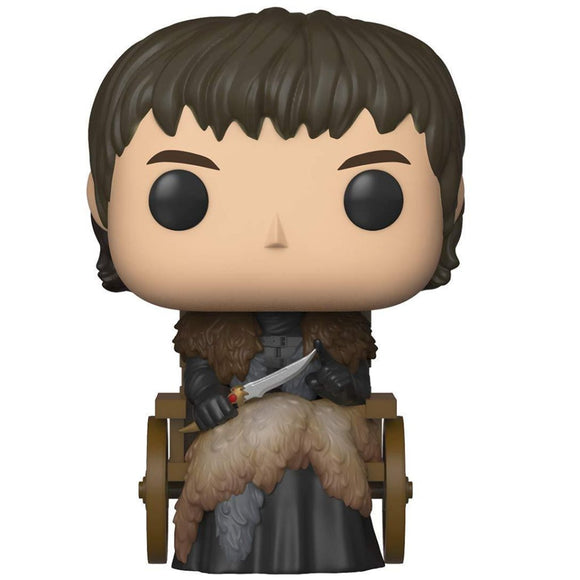 Funko Pop - GAME OF THRONES - (67) BRAN STARK