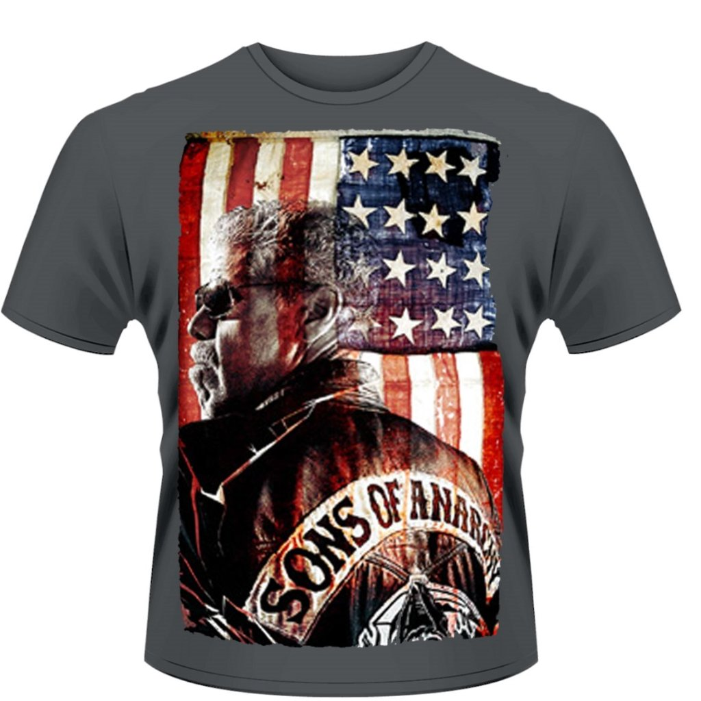 T-Shirt - Sons Of Anarchy - President