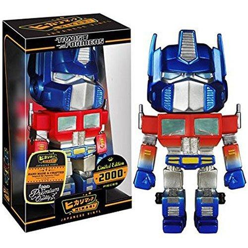 Funko - Transformers - Metallic Optimus Prime (Vinyl Figure)