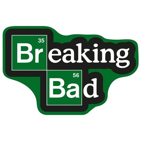 Tappeti - Breaking Bad Rug Logo 85 x 55 cm