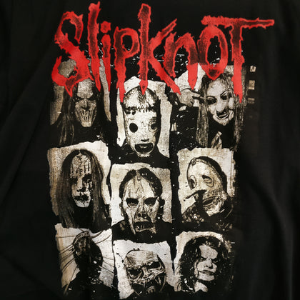 T-Shirt - Slipknot - Maschere