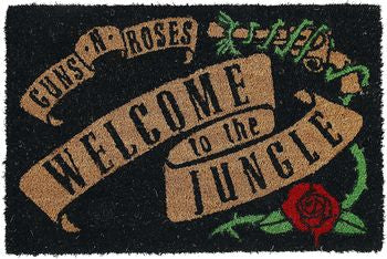 Zerbino - Guns N Roses - Welcome To The Jungle (Zerbino)