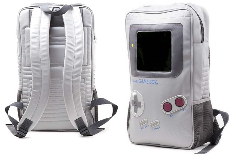 Zaino - Nintendo - Game Boy
