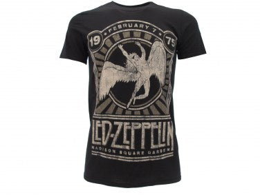 T-shirt - LED ZEPPELIN - MADISON SQUARE GARDEN