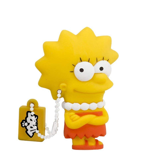 Chiavetta USB - Simpsons - Lisa - (8GB)