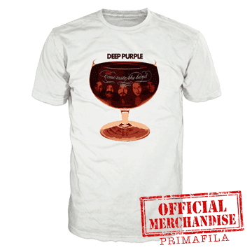 T-shirt - Deep Purple - Come Taste The Band