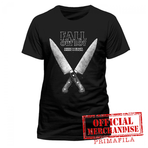T-shirt - Fall Out Boy - Knives