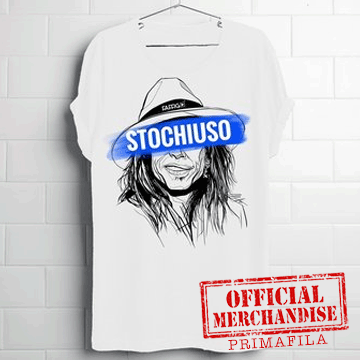 T-shirt - STOCHIUSO White