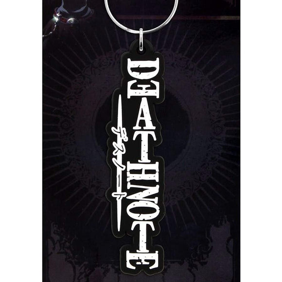 Portachiavi - Death Note - Logo