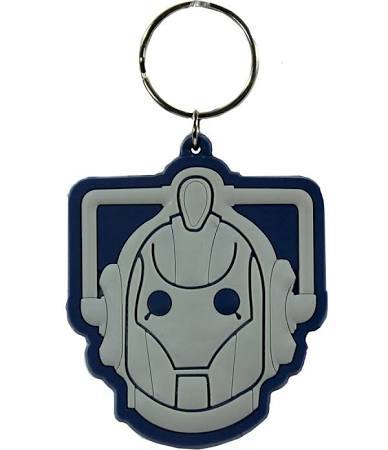 Portachiavi - Doctor Who - Cyberman
