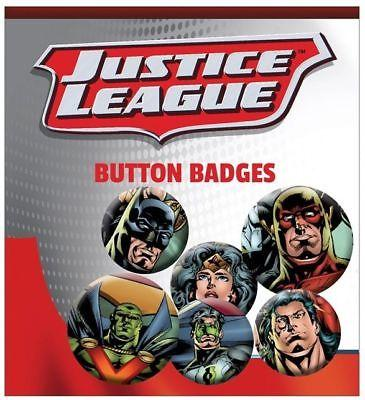 Spille - Badge - Dc Comics - Justice League