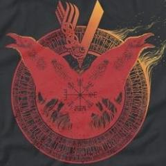 T-Shirt - Vikings - Crow Crest