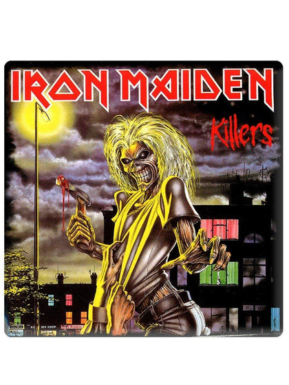 Magnete - Iron Maiden - Killers