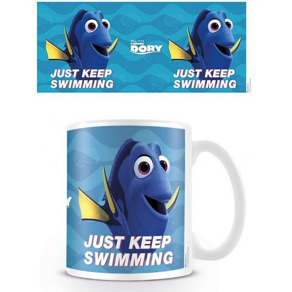 Tazza - Finding Dory - Just Keep Swimming
