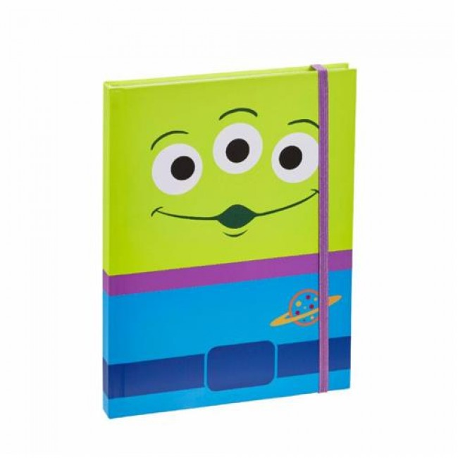 DISNEY: TOY STORY - NOTEBOOK ALIENS