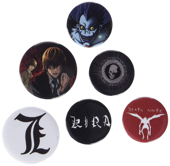 Spille - Badge - Death Note - Mix