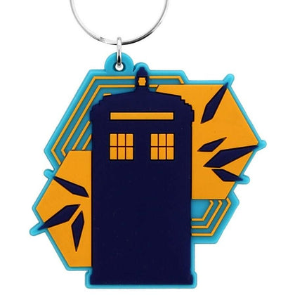 Portachiavi - Doctor Who - Tardis Shapes