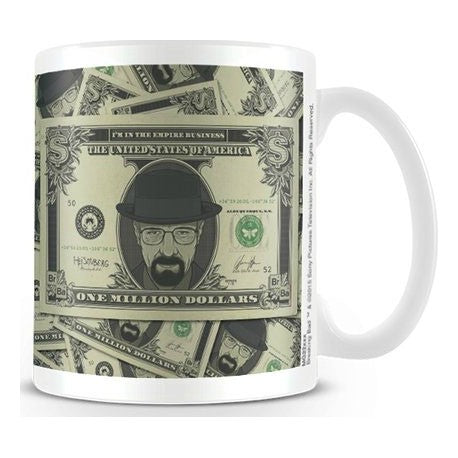 Tazza - Breaking Bad - Heisenberg Dollar