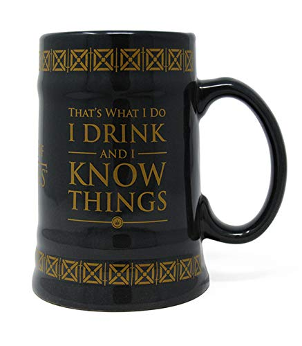Boccale - Game Of Thrones (Drink & Know Things)