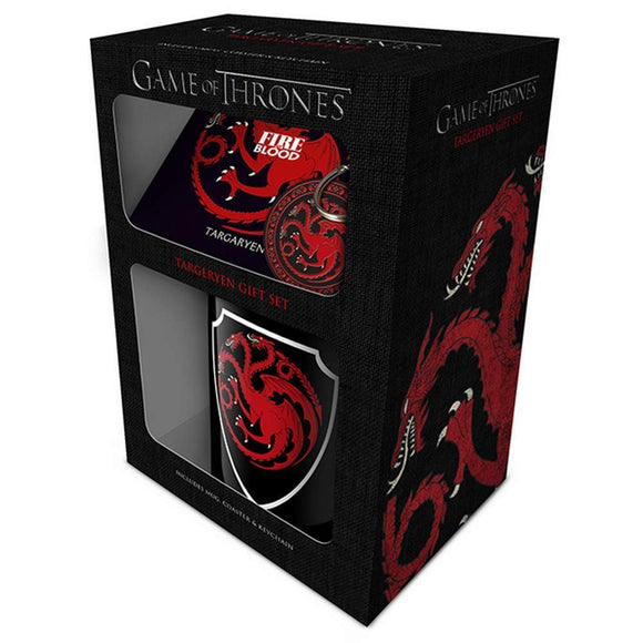 Gift Box - Game of Thrones - Targaryen