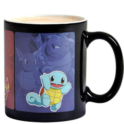 Tazza Termosensibile - Pokemon - Evolve