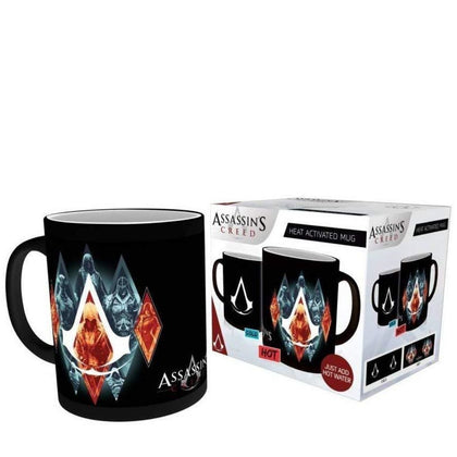Tazza Termosensibile - Assassin's Creed - Legacy