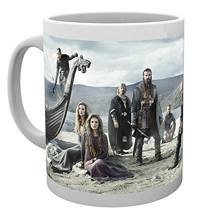 Tazza - Vikings - Beach