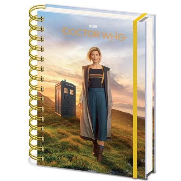 Quaderno - Doctor Who - 13Th Doctor (A5)
