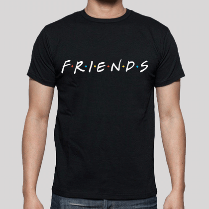 T-Shirt - Friends - Logo