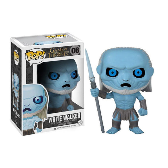 FUNKO POP - GAME OF THRONES - 06 WHITE WALKER